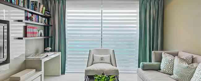 Persianas, pisos laminados, papel tapiz, pasto sintético y más en Ricconti´Q Persianas