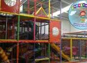Venta y diseÑo de juegos infantiles tipo playground