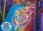 Juegos infantiles modulares