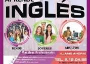 Escuela de inglés en tepic