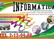 Escuela de computación en tepic, nayarit