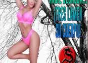 Miércoles 21 en csw: angie desnuda... ¡tres lamen su cuerpo!