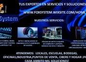 servicios profesionales de it foxsystem.