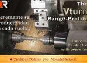 Tornos horizontales fabricadas con meehanite® hierro fundido. - victor fortune marca líder.