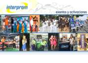 Activaciones de marca, edecanes y eventos interprom monterrey