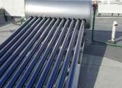 Calentadores solares solaris y skypower a buen precio