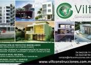 Construcción,mantenimiento y remodelación