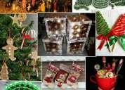 Empaque gran variedad de artÍculos para navidad