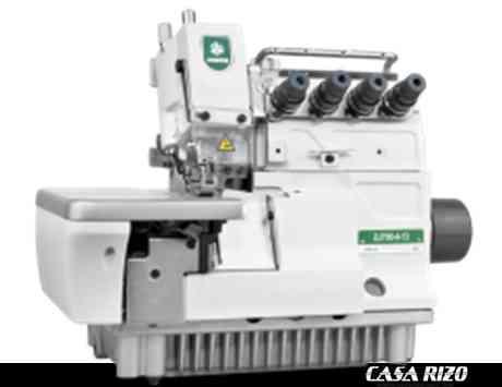 Máquina overlock industrial Zoje ZJ880-5-38:::Nuevas