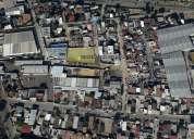 Excelente terreno en renta sup. 1,564.20 m², col. 20 de noviembre