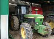 tractor agricola john deere 3050