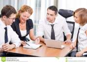 Auxiliar administrativo medio tiempo