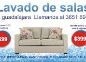 Lavado de muebles profesional y todo tipo de tapicerias tel.36516973