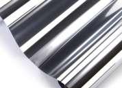 Peliculas para cristal decorativas seguridad y control solar