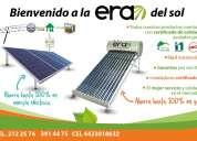 Calentador solar 4 personas
