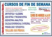 AsesorÍa profesional en matemÁticas y estadÍstica en xalapa