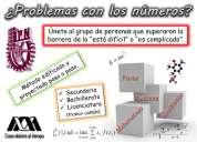 Matemáticas - física - química - estadística