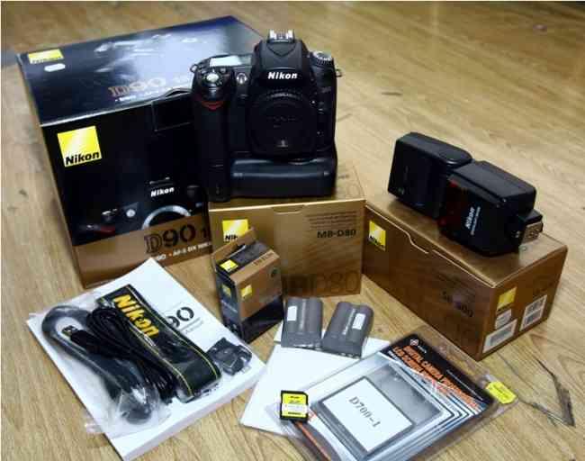 EN VENTA: Nikon D90 / Nikon D700 / Canon EOS 5D III