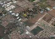 Oportunidad terreno de 4,109 m2 en calle hidalgo. tlajomulco