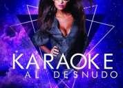 Martes 8 en csw: ¡karaoke al desnudo!