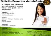 Promotores de telefonía