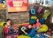 Franquicia niños colors little park