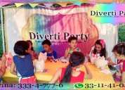 Talleres Diverti Party $650