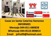 Invierta en una casa residencial aqui en santa catarina nl cerca de monterrey,nl