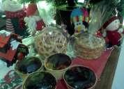 Buñuelos de viento navideños para tus posadas
