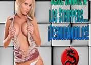 Miércoles 23 en csw: gánate a los strippers... ¡desnudándolos!