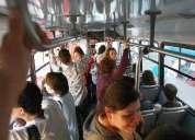 Autobus mercedez benz placas consecion permiso