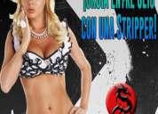Miércoles 30 en csw: ¡orgía entre seis con una stripper!