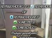 Reparacion de refrigeradores* domesticos y comerciales** 6862301996