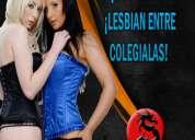 Viernes 2 en csw: ¡lesbian entre colegialas!