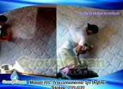 Lavado de salas, tapetes, colchones, cocinas, servicios generales de limpieza a domicilio