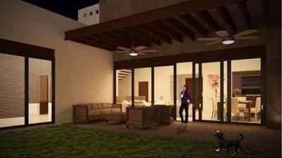 Casa de PRE-VENTA en Santa Lucia Hermosillo Sonora