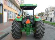 Tractor jhon deere 5090 e agrícola de 115 hp turbo doble tracción