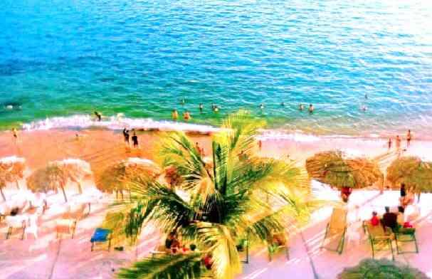 Confortable Departamento CON PLAYA en Acapulco Sobre Playa Condesa