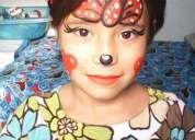 Maquillaje infantil para fiestas