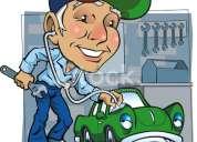 Mecanico automotriz a gasolina