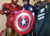 Show de avengers en la ciudad de puebla!!