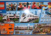 Lego city 60051 tren de pasajeros $2,550