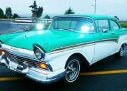 Ford fairlane 1957 10000 kms