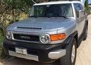 Toyota fj cruiser 2007 81000 kms