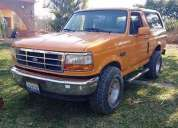 Ford bronco 1996 100000 kms