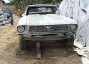 Ford mustang 1967 en naucalpan