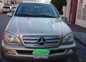 Mercedes benz ml 63 2005 138000 kms