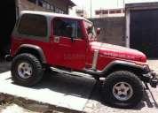 Jeep wrangler 1991 100000 kms