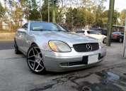 Mercedes benz clase slk 1999 80700 kms