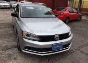 Volkswagen jetta mk vi style active 2016 31000 kms